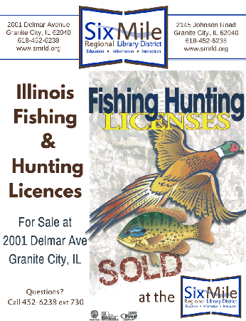 Where everyone comes to find out for Fishing license illinois